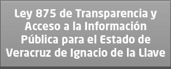 LEY 875 DE TRANSPARENCIA Y ACCESO A LA INFORMACIÓN